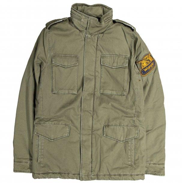 Field Jacket Dusty Olive