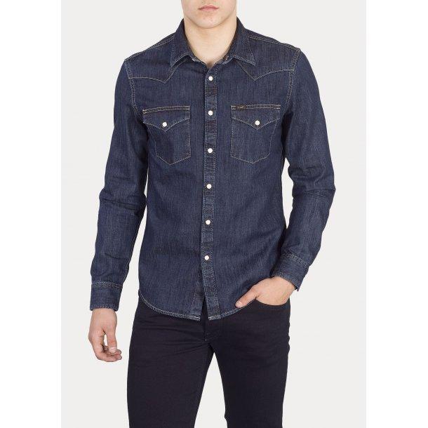 LEE Western Shirt Blueprint